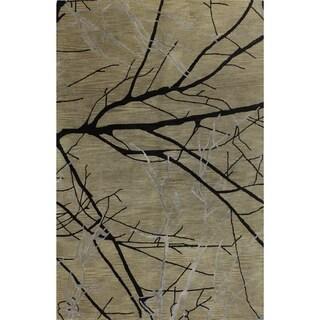 Travis Wool Tufted Area Rug (2'6 x 8')