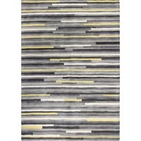 Hailey Tufted Wool Area Rug - 2'6 x 8'