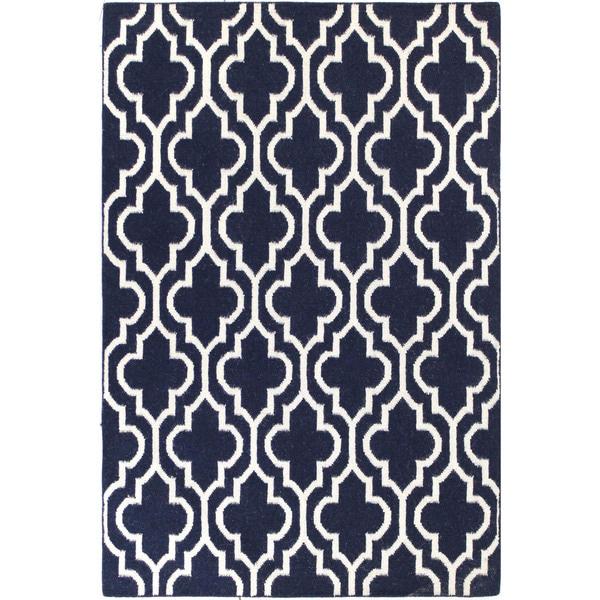 Woven Wool Makayla Area Runner Rug - 2'6 x 8'