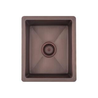 Lenova Copper 18-inch x 15-inch Kitchen Sink