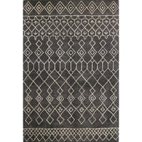 Skylar Tufted Wool Area Rug - 2'6 x 8'