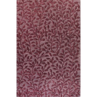 Molly Tufted Wool Area Rug (2'6 x 8')