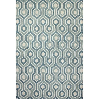 Breanna Tufted Wool Area Rug (2'6 x 8')