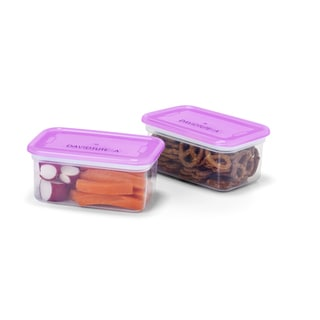 David Tutera Snack Set with Cooler Pack (6 Pieces)