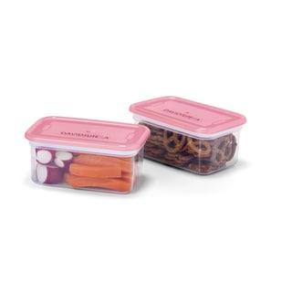 David Tutera Cooler Color 6-piece Snack Set
