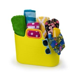 David Tutera Yellow Plastic 7-gallon Party Tote