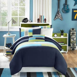 Mi Zone Switch Navy Printed Duvet Cover Set|https://ak1.ostkcdn.com/images/products/12899030/P19656350.jpg?impolicy=medium
