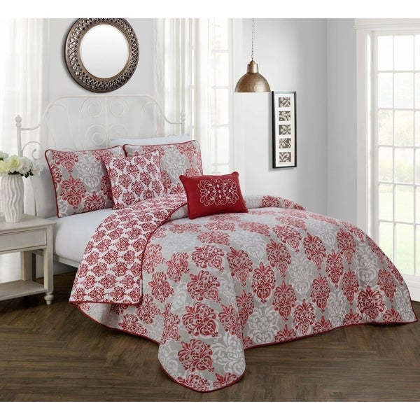 Avondale Manor Delphine 5-piece Quilt Set