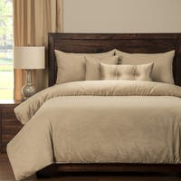 PoloGear Gateway Wheat Luxury Duvet Cover Set