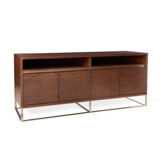 Calvin Klein Remsen Light Walnut Media Console