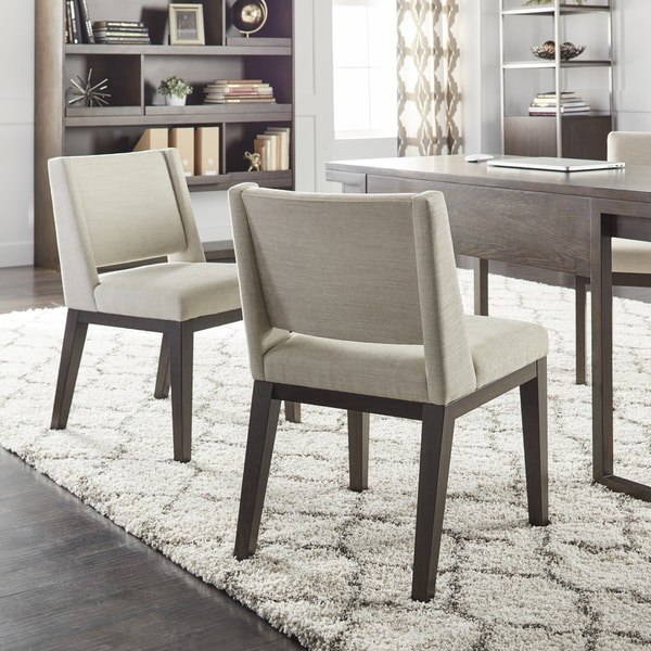 Exceptional Calvin Klein Clarkson Chairs (Set Of 2)