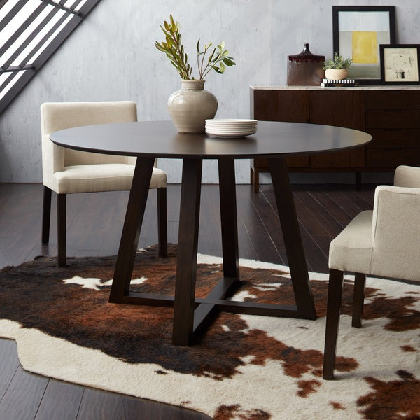 Shop Calvin Klein Clarkson Round Dining Table