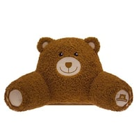 Relaximals Brown Bear Kids Reading Pillow
