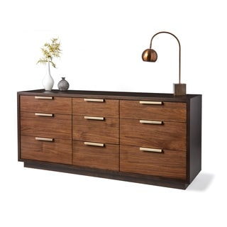 Calvin Klein Essex Two-tone 9-Drawer Dresser