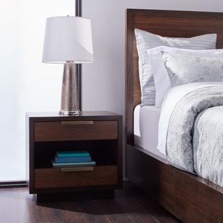 Calvin Klein Essex Two Tone 2-drawer Nightstand