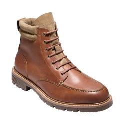 Men's Cole Haan Grantland 6in Waterproof Lace Up Boot Woodbury Waterproof Leather