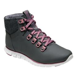 Women's Cole Haan ZEROGRAND Hiker Boot Castlerock Tweed/Castlerock Leather/Optic White