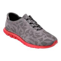 Women's Cole Haan ZEROGRAND Perforated Trainer Pavement Nubuck/Molten Lava