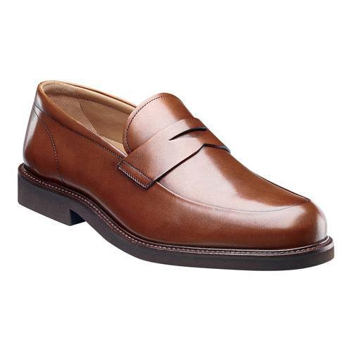 Men's Florsheim Gallo Penny Cognac Smooth Leather