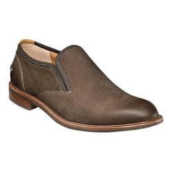 Men's Florsheim Frisco Plain Toe Slip On Taupe Nubuck https://ak1.ostkcdn.com/images/products/129/186/P19699099.jpg?impolicy=medium