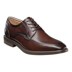 Men's Florsheim Heights Moc Toe Oxford Brown Smooth Leather
