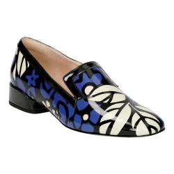 Women's Clarks Swixties Ball Slip-On Floral Patent Leather