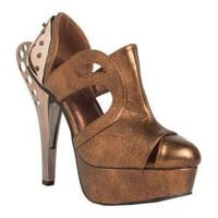 Women's Hades Catteau Heel Brown