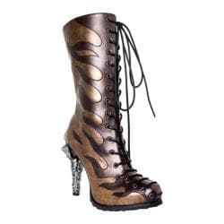 Women's Hades Pyra Flame Boot Brown