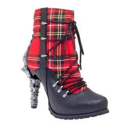 Women's Hades Shade Ankle Boot Red