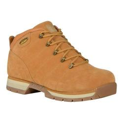 Men's Lugz Jam III Ankle Boot Golden Wheat/Bark/Cream/Gum Thermabuck
