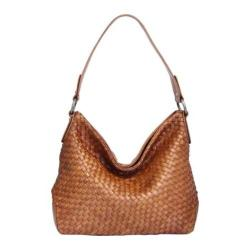 Women's Nino Bossi Daisy Bloom Shoulder Bag Cognac