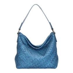 Women's Nino Bossi Daisy Bloom Shoulder Bag Denim