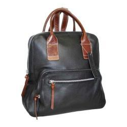 Women's Nino Bossi Lily Petal Backpack Black