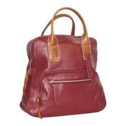 Women's Nino Bossi Lily Petal Backpack Cabernet