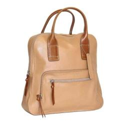 Women's Nino Bossi Lily Petal Backpack Peanut