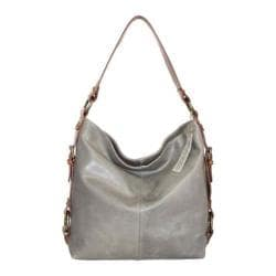 Women's Nino Bossi Lotus Bloom Shoulder Bag Stone