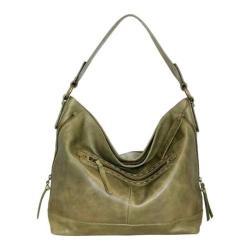 Women's Nino Bossi Magnolia Bloom Shoulder Bag Green