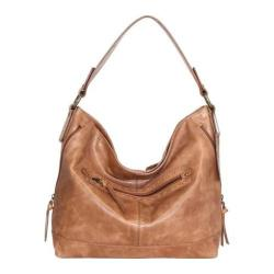 Women's Nino Bossi Magnolia Bloom Shoulder Bag Nut