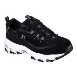 Women's Skechers D'Lites Sneaker Biggest Fan/Black
