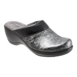 Women's SoftWalk Murietta Grey Marble Leather