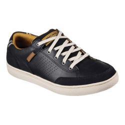 Men's Skechers Relaxed Fit Elvino Lemen Sneaker Black
