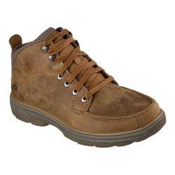 Men's Skechers Relaxed Fit Resment Verex Boot Desert Brown