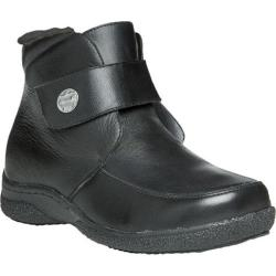 Women's Propet Holly Ankle Boot Black Leather