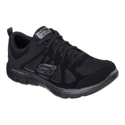 Women's Skechers Flex Appeal 2.0 Simplistic Training Shoe Black
