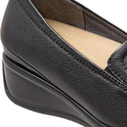 Women's Trotters Marche Slip-On Black Leather