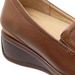 Women's Trotters Marche Slip-On Cognac Leather