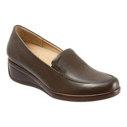 Women's Trotters Marche Slip-On Sage Leather