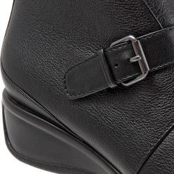 Women's Trotters Mindy Ankle Boot Black Leather