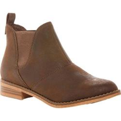 Women's Rocket Dog Maylon Chelsea Boot Brown Graham PU
