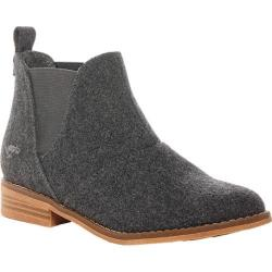 Women's Rocket Dog Maylon Chelsea Boot Charcoal Joshua Fabric